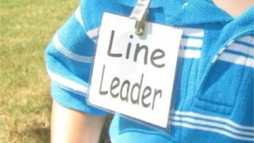 Photo of Line Leader/Manager